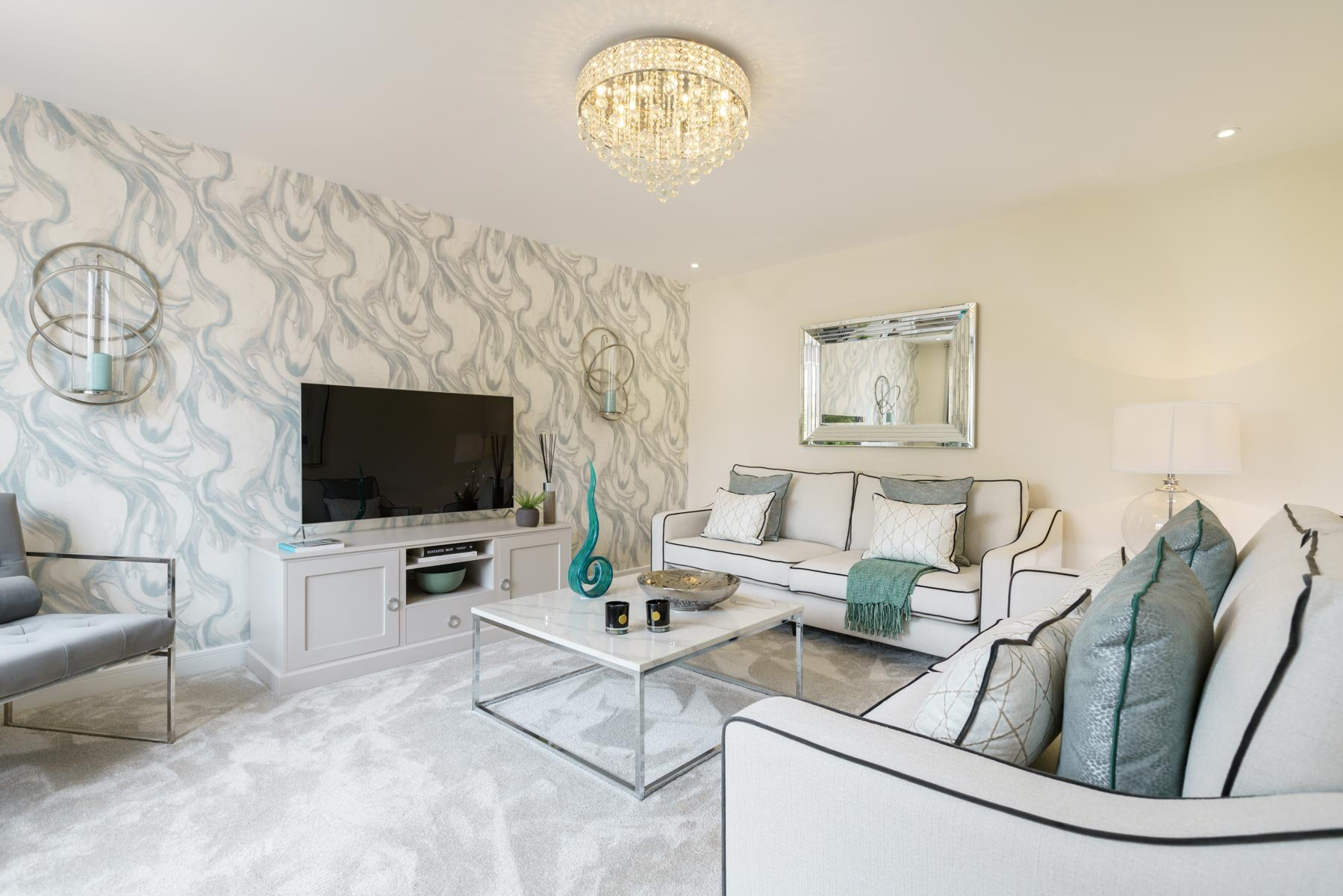 Royal Parade - Huxford - Living